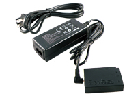 ACK-E17 Canon EOS M3 Replacement DSLR Camera AC Power Adapter w/ DR-E17 DC Coupler