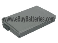 BP-308 1000mAh Canon IXY DVM15 MVX4i Optura 600 Replacement Camcorder Battery