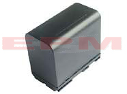 BP-941 BP-945 BP-950 6000mAh Canon Optura Ultura Vistura Replacement Extended Camcorder Battery