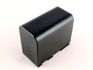 BP-970 BP-970G BP-975 7800mAh Canon ES G MV UC-V UC-X XF XH XL XM XV Replacement Extended Camcorder Battery