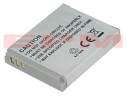 NB-6L 1200mAh Canon IXUS 200 95 85 IXY 110 25 PowerShot D10 S90 SD770 SD980 SD1200 SD1300 IS Replacement Digital Camera Battery