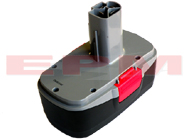 Craftsman 130279005 315.115410 11541 19.2-Volt 3.0AH Ni-MH Replacement Power Tool Battery