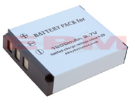 02491-0028-09 1200mAh Hitachi HDC 831 841 1051 1251 Replacement Digital Camera Battery