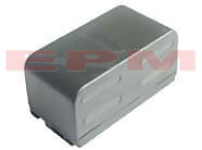 BN-V22U BN-V24U BN-V25U BN-V65 4000mAh JVC GR Replacement Extended Camcorder Battery