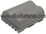 EN-EL3e 1800mAh Nikon Coolpix D100 D200 D300 D300s D700 D50 D70 D70s D80 D90 Replacement Digital Camera Battery