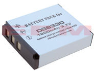 02491-0028-00 DS8330-1 1400mAh Rollei Prego 8330 DP8300 DP8330 RCP-7430XW Replacement Digital Camera Battery