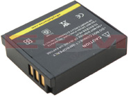 IA-BP125A 1400mAh Samsung HMX-M20 HMX-M20BN HMX-M20BP HMX-M20SN HMX-M29SP HMX-Q10 HMX-Q100 HMX-Q130 HMX-T10 HMX-T10BN HMX-T10WN Replacement Camcorder Battery