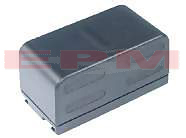 BT-70 BT-80 BT-BH70 4000mAh Sharp VL Replacement Extended Camcorder Battery