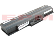 VGP-BPS13/B VGP-BPS13B/B 6-Cell Sony Vaio VGN-AW VGN-CS VGN-FW VGN-NS VGN-NW VGN-SR VGN-TX Replacement Laptop Battery (Black)