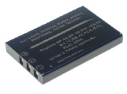 PDR-BT3 NP-60 1100mAh Toshiba Camileo H10 H20 P10 P30 S10 PDR-5300 Replacement Digital Camcorder Battery